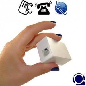 Telefon Fern-Abhörgerät via GSM-Funk mit simultaner Weiterleitung und mithören der Gespräche auf Ihrem Handy. Telefonüberwachung ohne Grenzen. Kein Entfernungslimit zum Anschluss. Weltweit in allen Netzen einsetzbar. Gespräche werden zusätzlich aufgezeichnet.