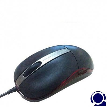 Verdecktes GSM-Abhörgerät in funktionierender PC-Maus