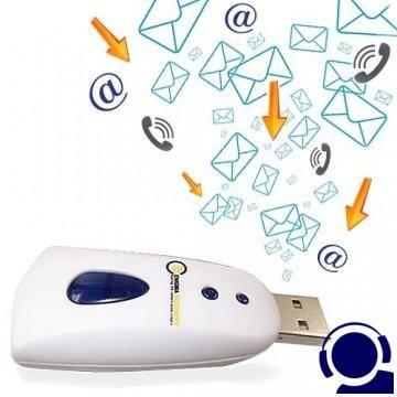 Handyüberwachung durch Kontrolle der SIM-Karte. Macht alle gelöschten Daten wieder sichtbar. Liest alle aktuellen + gelöschten SMS-Mitteilungen. Liest alle gewählten Rufnummern. Liest das gespeicherte Telefonbuch aus. Einfache Installation und Benutzung. Liest jede SIM-Karte in jedem Land und jedem Handynetz.