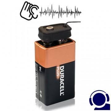 Extrem starkes, funkbasiertes Abhörgerät für überdurchschnittliche Sendereichweite von bis zu 5000 Meter. Premium Minisender mit exorbitanter Höchstleistung. Totale Frequenzstabilität, Kristallklare Sprachübertragung, Digital-Voice-Control.